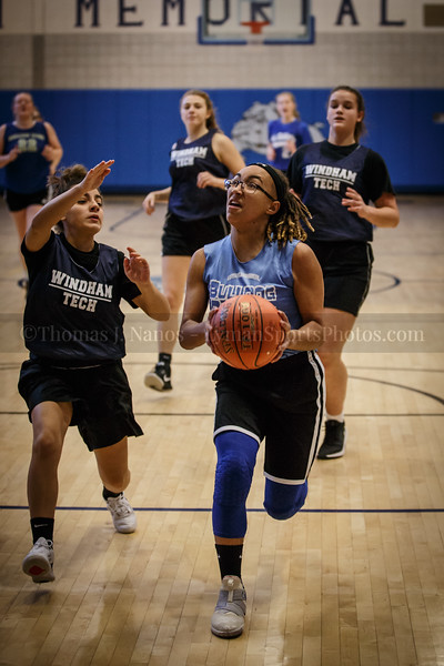 2019 Lyman Memorial High School Girls Basketball Bulldog Bash preseason tournament