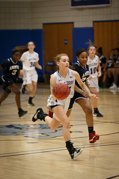 Lyman Memorial High School Girls Basketball vs Amistad (Junior Varsity)