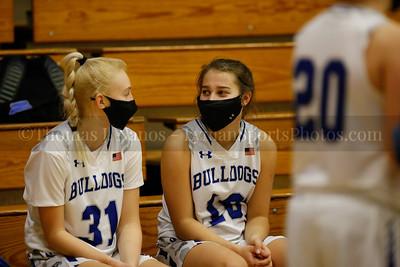 Lyman Memorial High School Girls Basketball vs Tourtellotte (Varsity)