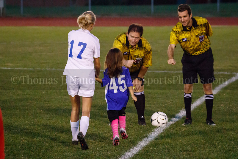 Lyman Memorial High School Girls Soccer vs St. Bernards