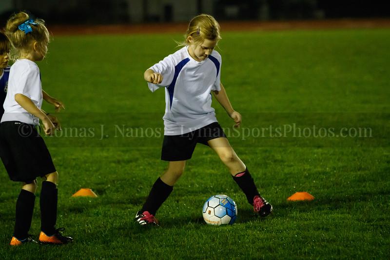 Lyman Memorial High School girls soccer vs Parish Hill (Varsity)