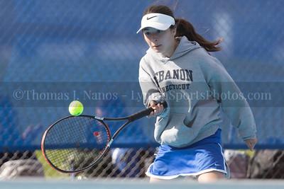 2021 LMHS Girls Tennis