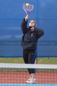 Lyman Memorial High School Girls Tennis vs Woodstock Academy