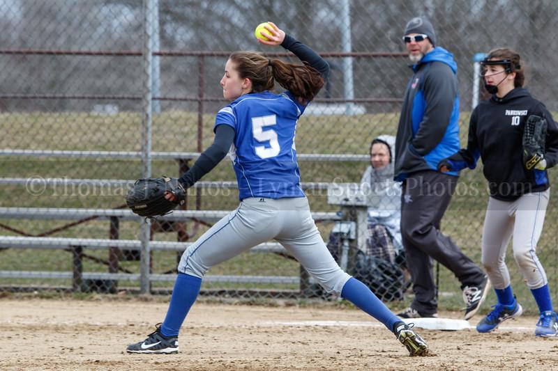 Lyman Memorial High School Softball (Varsity) vs Waterford