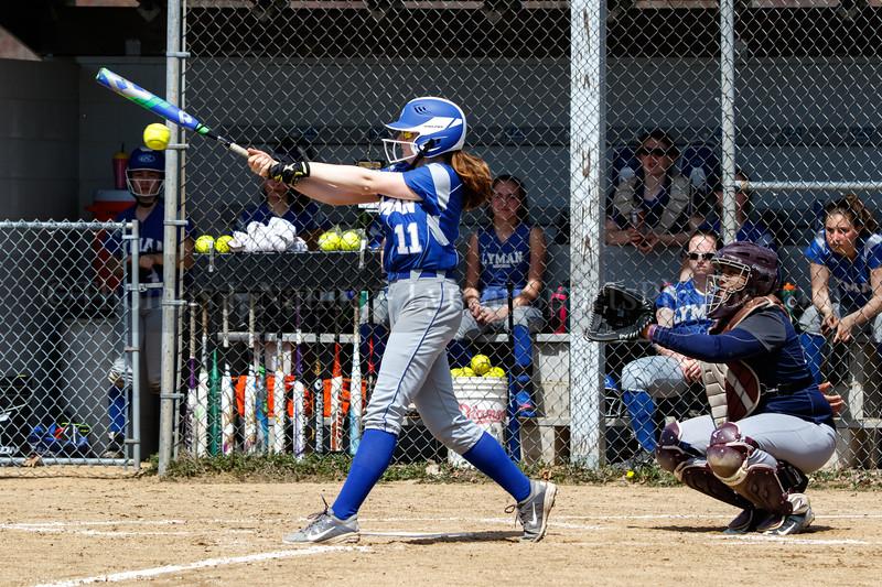 Lyman Memorial High School Softball (Varsity) vs Windham