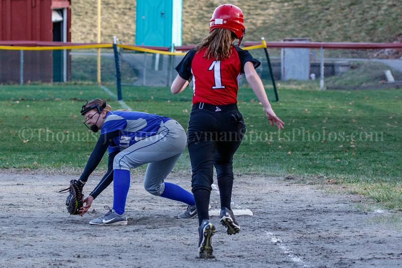 Lyman Memorial High School Softball (Varsity) at Tourtellotte