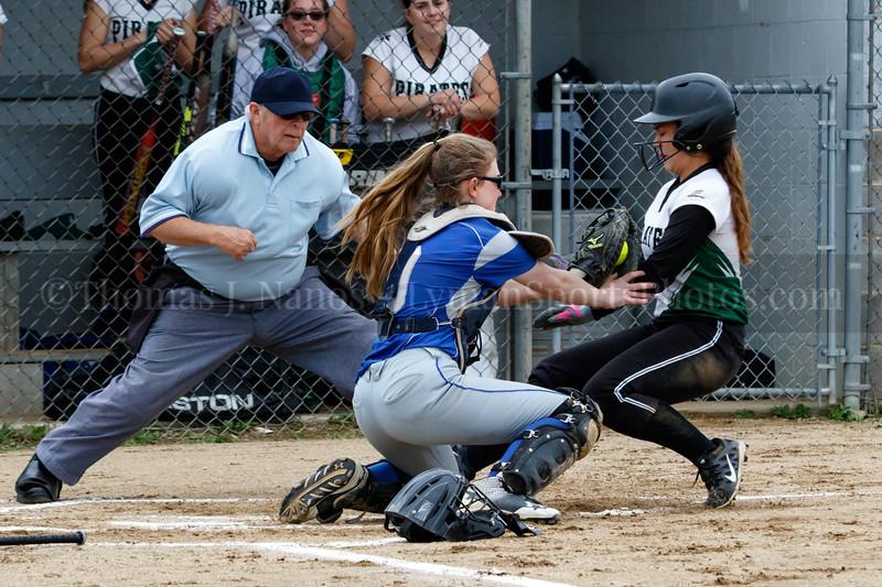 Lyman Memorial High School Softball vs Parish Hill (CIAC Tournament)