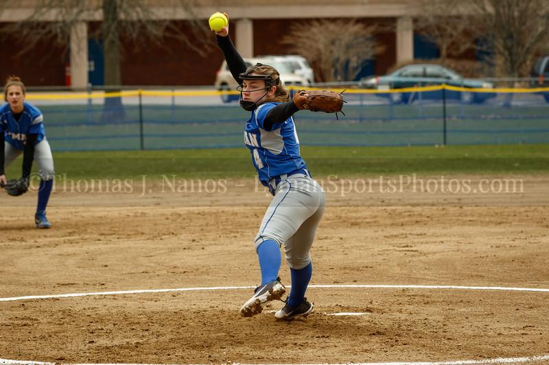 Lyman Memorial High School Softball vs. Windham Tech