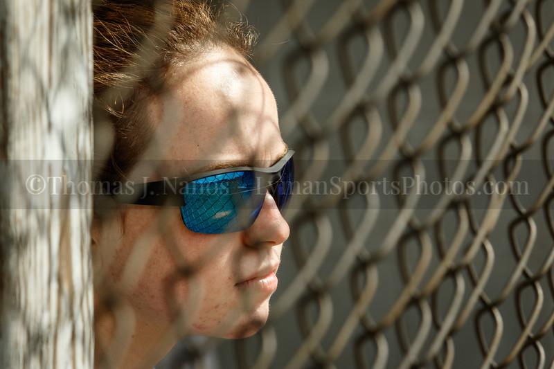 Lyman Memorial High School Softball at Bacon Academy (Lyman field)