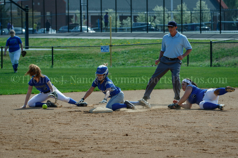Lyman Memorial High School Softball at Suffield