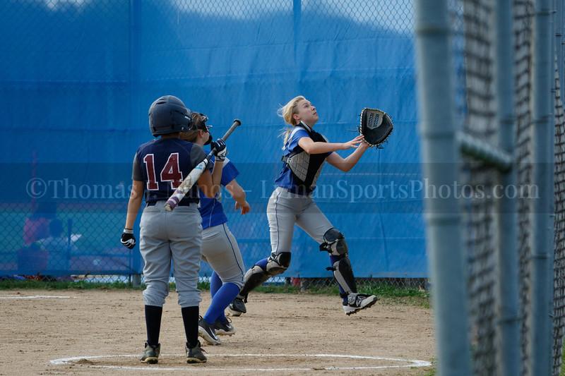 Lyman Memorial High School Softball vs Windham