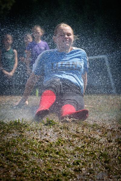 Lyman Bulldog Softball Camp 2019 - Sliding