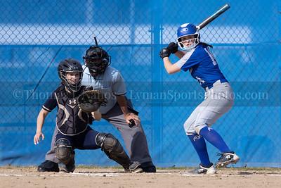 Lyman Memorial High School Softball vs Woodstock Academy