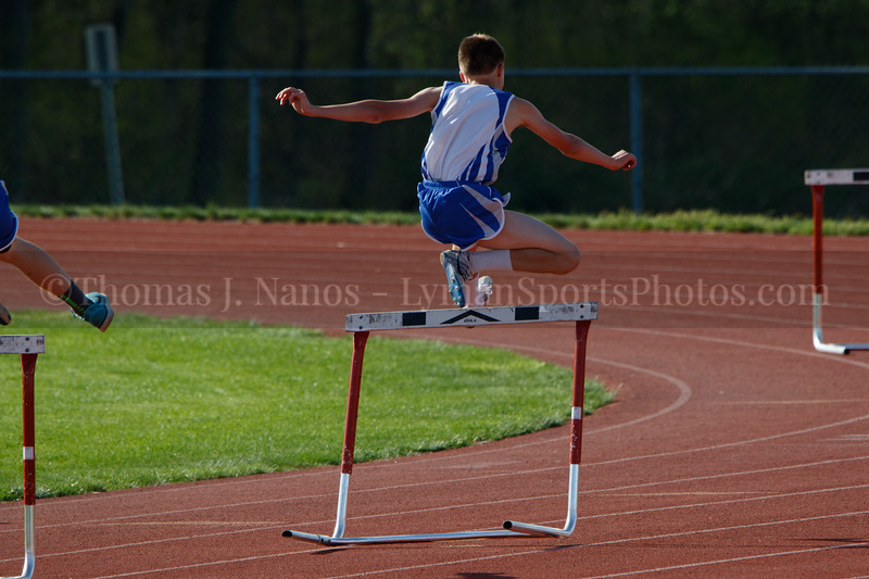 Lyman Memorial High School Track Meet