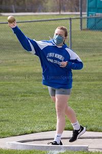Lyman Memorial High School Outdoor Track & Field vs Stonington