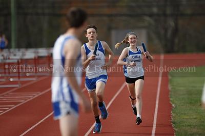 Lyman Memorial High School Track vs Putnam