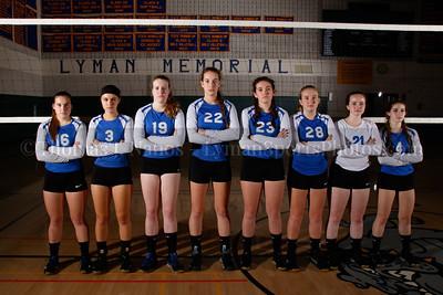 2016 Lyman Memorial High School Vollebyall - Juniors