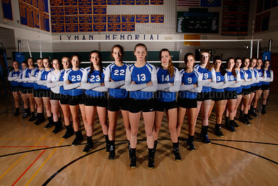 2016 LMHS Volleyball
