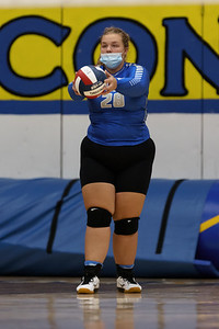 Lyman Memorial High School Volleyball at Bacon Academy (Junior Varsity)