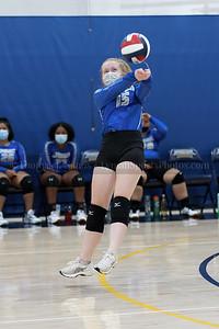 Lyman Memorial High School Volleyball at Woodstock Academy (Junior Varsity)