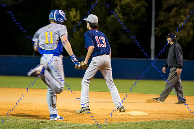 LBHS JV Grey Baseball vs lyman - March 5, 2018