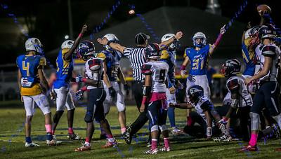LBHS vs. Lyman HS - Oct 13, 2017