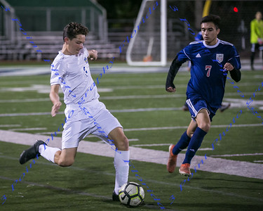 LBHS V Soccer vs Lyman - Jan 14, 2019