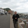 Eastwards at Sidmouth