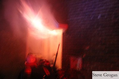 Bixley Heath House Fire 4/14/12