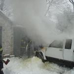 Car Fire 2/22/08