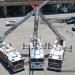 Ladder 428 Wetdown and Firehouse housewarming