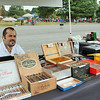 Cigars were sold at the event.