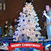 "Elvis singing ""Blue Christmas"""