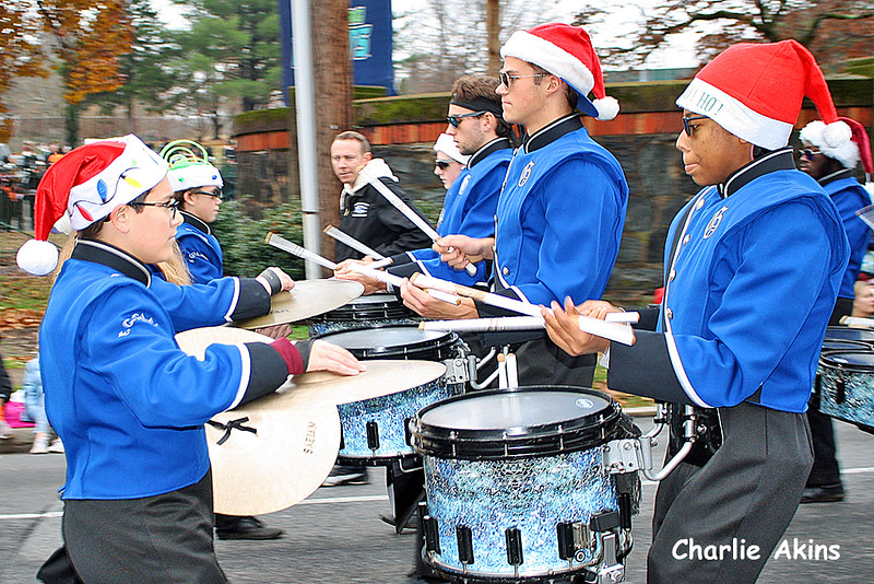 Drums at the parade