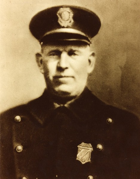 Officer George M. Ware  (06655)