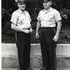 Major Carwile  and Sergeant Witt