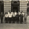 Several 1940's Police Officers  (06672)