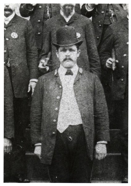 A 1910's Police Officer  (06675)