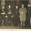 Several 1940's Police Officers  (06671)