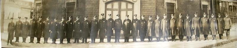 Lynchburg Police Deptment ca. 1925  (06662)