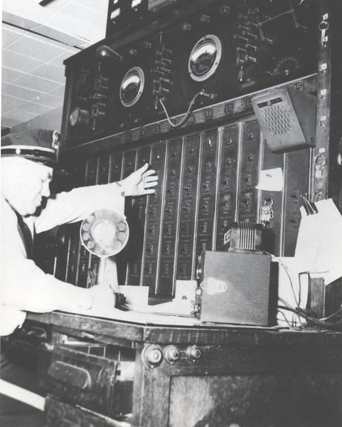 The Original Dispatch Center/Officer Martin  (06690)