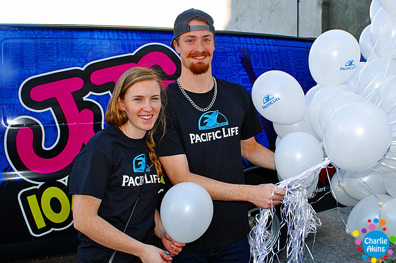 Pacific Life was a sponsor of the event.