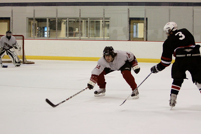 LC hockey 9/20/09 Period 3