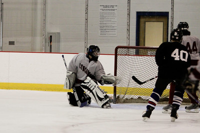 LC hockey 9/20/09 Periods 1-2