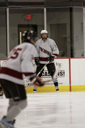 LC hockey 9/20/09 pre-game