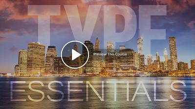 Photoshop for Designers: Type Essentials