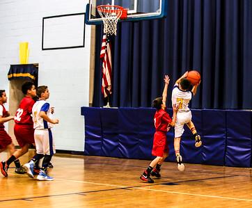 Lyndhurst Basketball 2016