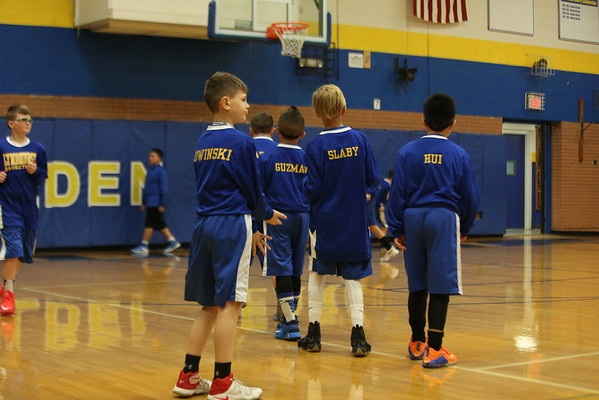 Lyndhurst Basketball 2016-17