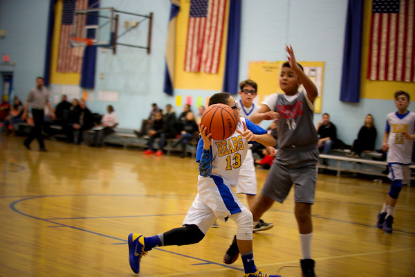 6th Grade vs Passaic Rec 1-16-18