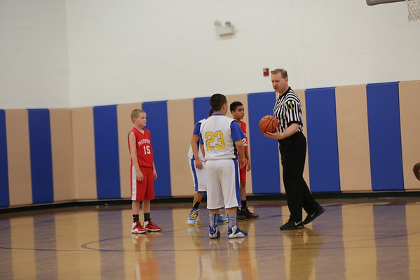 Playoff Game vs Maywood